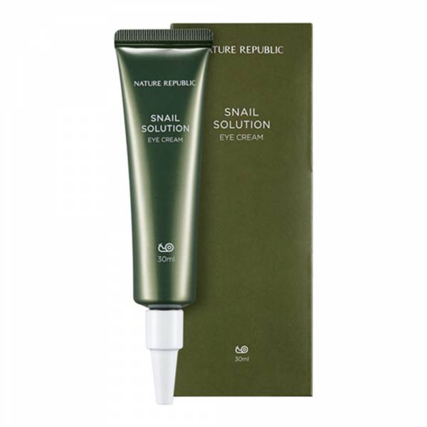 Nature Republic Snail Solution Eye Cream