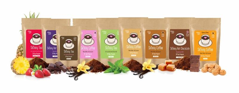 The Natural, Vegan, Health Boosting Coffee Range