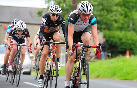 Sarah storey wins the Curlew Cup 2012