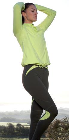 product review-zoca active cycling pants,